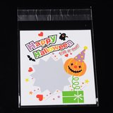 cellofaan zakjes happy halloween trick or treat 10 stuks_