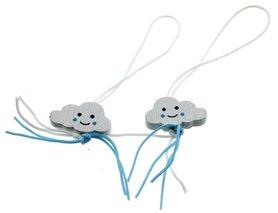 Gelukspoppetjes wolkje blauw