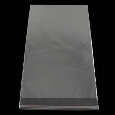 10 cellofaan zakjes 30 x 42 cm