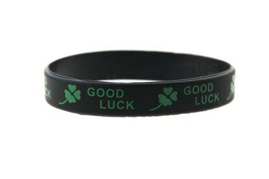Geluksarmband good luck zwart