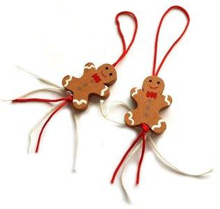 Gelukspoppetjes gingerbread men