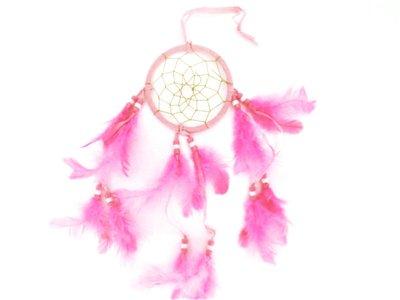 Dromenvanger 8 cm roze