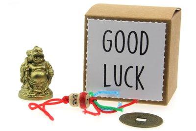 Geluksdoosje good luck